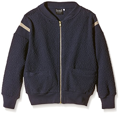 NAME IT NITLENILA KIDS LS JACKET LMTD 515-Giacca Bambina    Blau (Blue Nights) 152