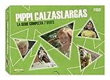 Pippi Calzaslargas (Serie Completa) [DVD] en Castellano