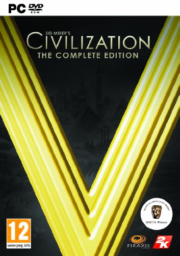 Sid Meier's Civilization 5 The Complete Edition Steam Code (PC)
