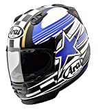 アライ(ARAI) バイクヘルメット フルフェイス RAPIDE-IR MIGLIA STAR ブルー (55-56)