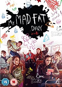 My Mad Fat Diary - Series 2 [DVD]