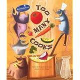 Too Many Cooks (Ratatouille) ~ Margaret McNamara
