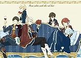 「赤髪の白雪姫」第16巻にドラマCD同梱。第15巻にはアニメDVD
