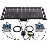 Panneau solaire 150w monocristallin photovolta que souple flexible tous typ - Panneau solaire mobil home ...
