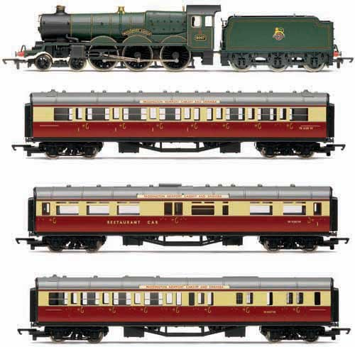 Hornby R2795M The Red Dragon Train Pack