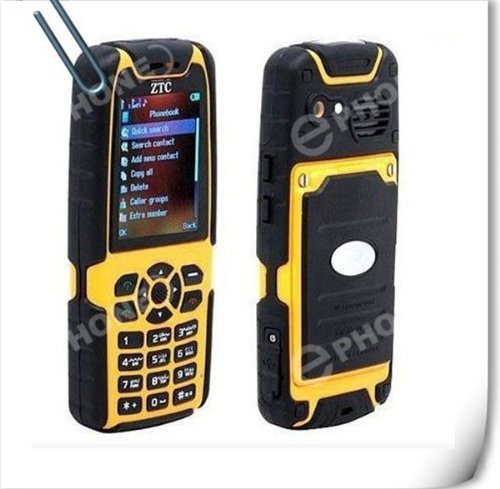 unlocked phone ZTC 007 Quad Band Dual Cards Bluetooth Camera Shockproof China Phone unlocked phone