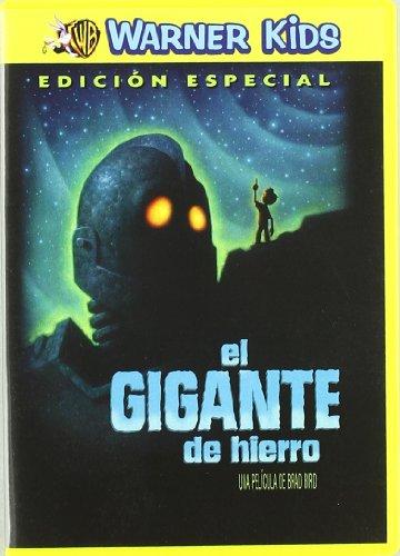 El Gigante De Hierro (Ed.Esp.) [DVD]
