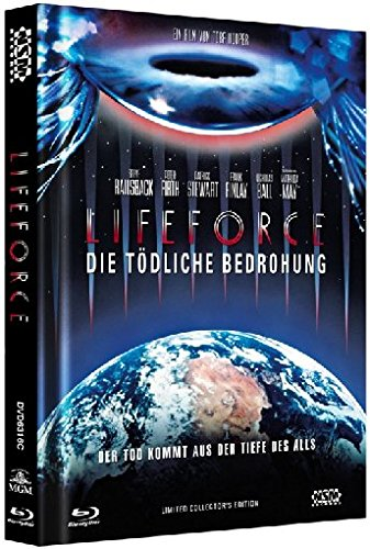 Lifeforce - Die tödliche Bedrohung - Mediabook (+ DVD) [Blu-ray] [Limited Collector's Edition]