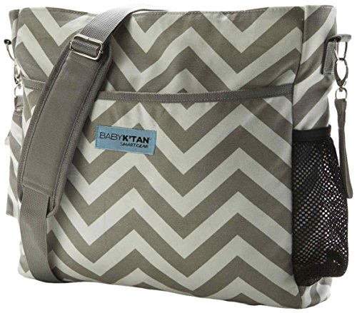 Baby K'tan SmartGear Diaper Bag, Chevron