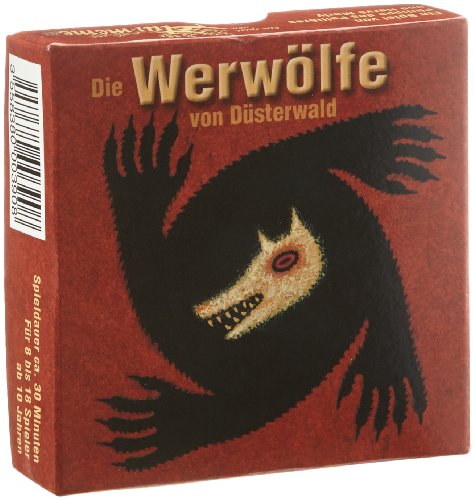 Asmodee - Lui meme 200001 - Werwölfe von Düsterwald von Asmodee