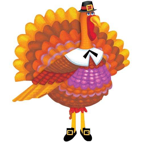 Thanksgiving Season Cutout Value Pack 12ct