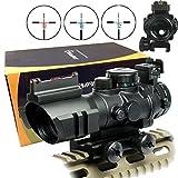 Sniper Tactical 4x32mm Prismatic Scope