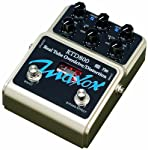 Maxon RTD800 Real Tube Ovedrive/Distortion Guitar Effects Pedal from Maxon