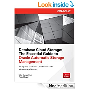 Amazon Com Database Cloud Storage The Essential Guide To
