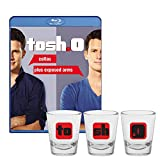 Tosh.0: Collas Plus Exposed Arms [Blu-ray] + Shot glass Bundle