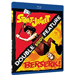 Strait-Jacket and Berserk Double Feature - BD [Blu-ray]