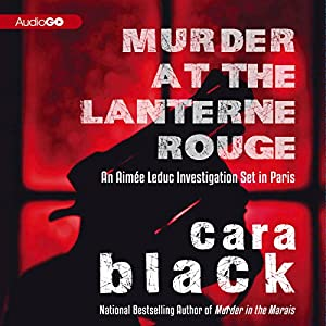 Murder at the Lanterne Rouge Audiobook