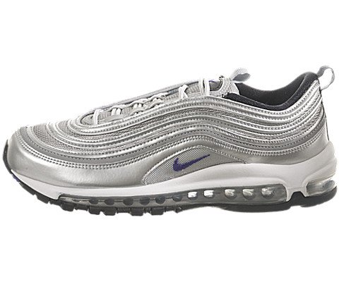 Nike Air Max 97 Metallic Silver/Club Purple