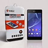 Ultimate Shield Premium Tempered Glass Screen Protector for Sony Xperia Z2
