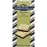 Ghirardelli Peppermint Bark with Dark Chocolate Bar, 3.5 oz., 4 Count