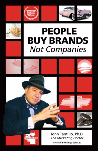 People Buy Brands Not Companies Ebook
