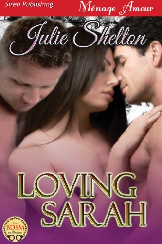 Book: Loving Sarah by Julie Shelton