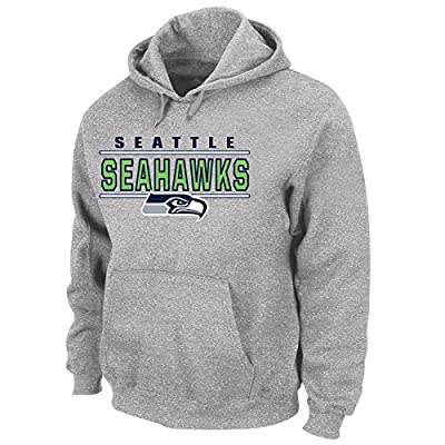NFL Poly Fleece HD Gel Print Pullover Hoody