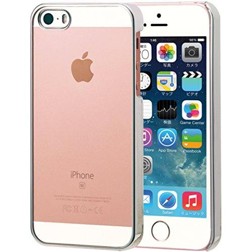 EDGEi Silver iPhone SE / 5s / 5 (4インチ) 2016年モデル エッジ シルバー アイフォンケース