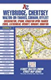 A-Z Master Map of South-West London (London Street Maps): Written by Geographers' A-Z Map Company, 2002 Edition, (9th edition) Publisher: Geographers' A-Z Map Co Ltd [Map]