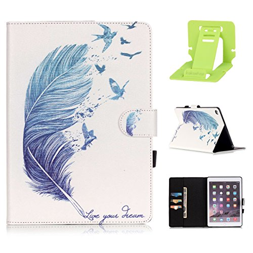 Apple-ipad-Air-2-Coqueipad-6-Smart-CoverEkakashop-Flip-Cover-Pochette-avec-fentes-pour-ipad-Air-2-ipad-6Comic-Design-Slim-Fit-Housse-de-protection-avec-Magntique-PU-Clapet-Etui-tui-Portefeuille-en-Cui