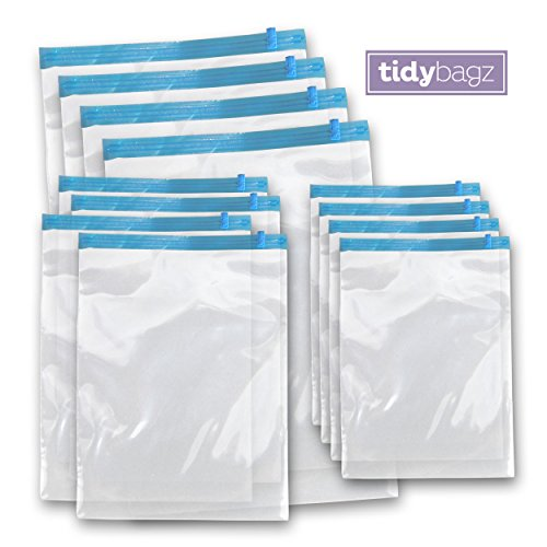 Tidybagz Premium Best Value Space Saver Bags For Storage