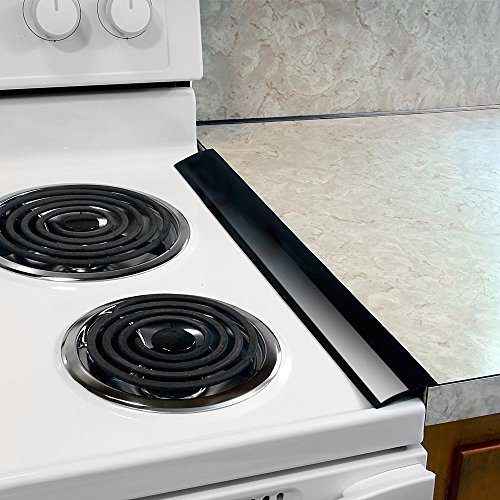Silicone Flexible Guard That Will Perfectly Fit Between Counter, Stove ...