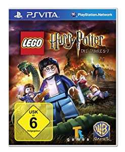 Lego Harry Potter - Die Jahre 5 - 7 - [PlayStation Vita]