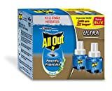 #10: All Out Ultra Refill (Clear, 2-Pieces)