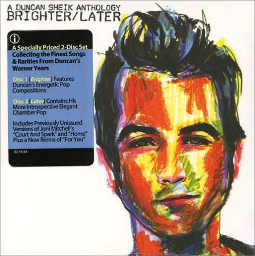 Duncan Sheik - Brighter/Later: a Anthology - Zortam Music