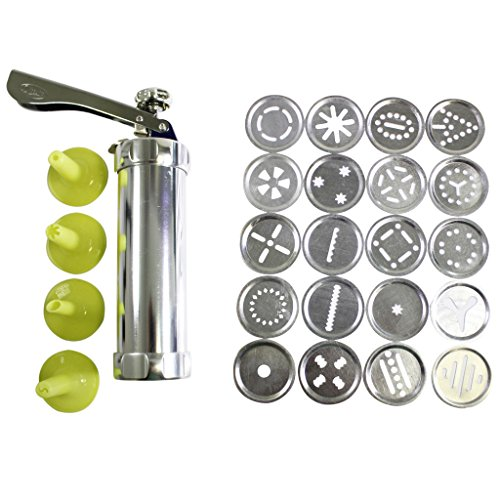 25-piece-cookie-press-pump-machine-biscuit-maker-set-by-kurtzytm