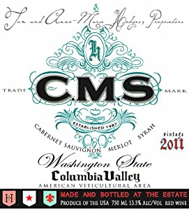 2011 Hedges CMS Columbia Valley Red 750ml