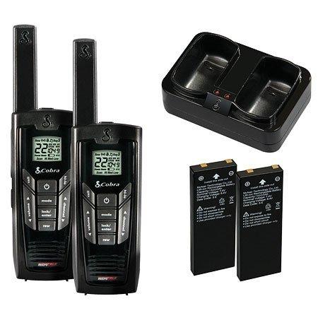 New - MicroTalk 2 way Radio 35 mile by Cobra Electronics - CXR925