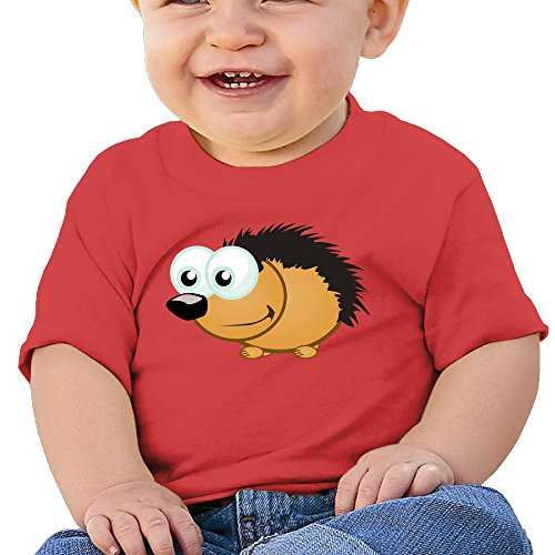 cartoon-cute-little-hedgehog-baby-boys-girls-comfort-t-shirt-red-6-m