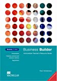 Business Builder: Module 7-9
