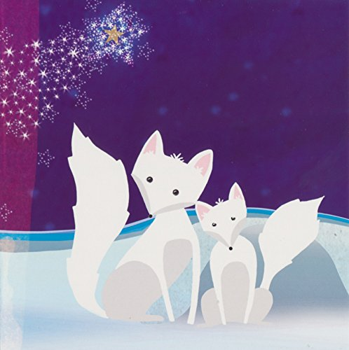 wwf-animal-charity-arctic-fox-christmas-cards-pack-of-10