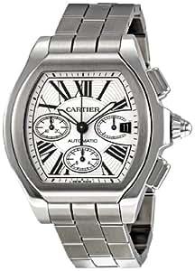 Cartier Men's W6206019 Roadster Silver Dial Watch