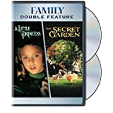 A Little Princess / The Secret Garden – DVD – $5.00!