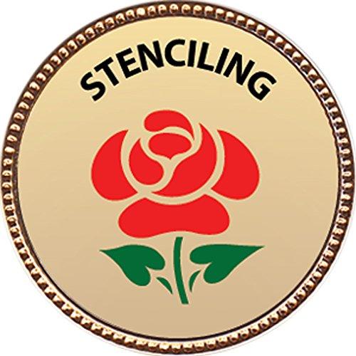 stenciling-award-1-inch-dia-gold-pin-creative-arts-and-hobbies-collection-by-keepsake-awards