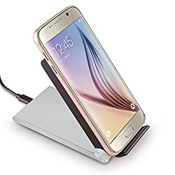 Exilient wireless charging Stand for iPhone 6+