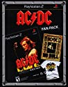 "AC/DC Fan Pack: Includes Playstation 2 Edition of ""AC/DC Live: Rock Band Track Pack,"" DVD of ""No Bull: The Director's Cut,"" and AC/DC Black Ice Logo T-Shirt"