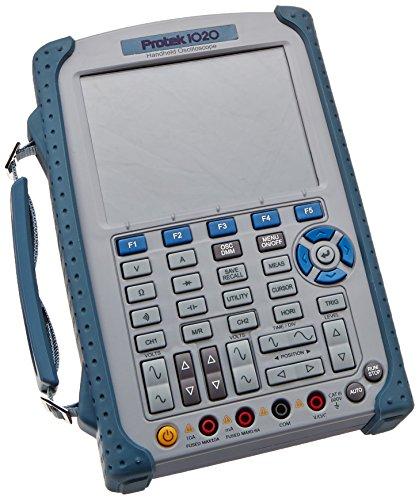 Pro Tek Oscilloscope : Protek handheld oscilloscope mhz channel