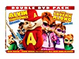 Cover art for  Alvin and the Chipmunks: The Squeakquel (Two-Disc Special Edition)