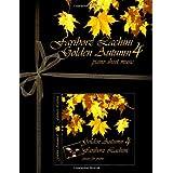 Golden Autumn 4 Piano Sheet Music: Original Solo Piano Pieces ~ Fariborz Lachini
