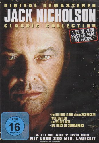 Jack Nicholson Classic Collection (2 DVDs)